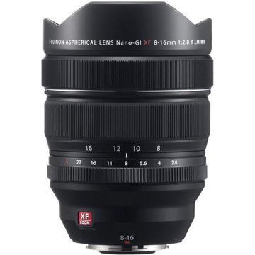 Buy FUJIFILM XF 8-16mm f/2.8 R LM WR Lens in India imastudent.com
