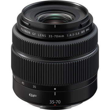 Sony FUJIFILM GF 35-70mm f/4.5-5.6 WR Lens in india features reviews specs