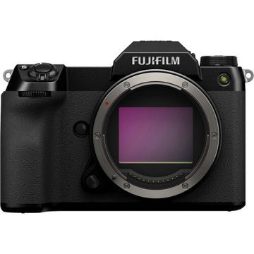 FUJIFILM GFX 50S II Medium Format Mirrorless Camera (Body Only) in india features reviews specs