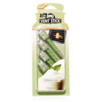 buy Vanilla Lime Car Vent Sticks in India imastudent.com