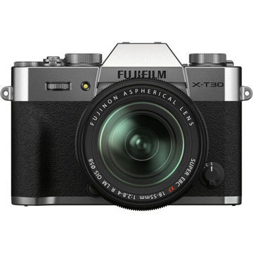 FUJIFILM X-T30 II Mirrorless Digital Camera with 18-55mm Lens in india features reviews specs