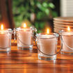 buy Glass Bucket Tea Light Votive Holder in India imastudent.com