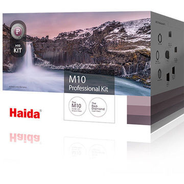 Haida M10 Professional Filter Kit price in india features reviews specs
