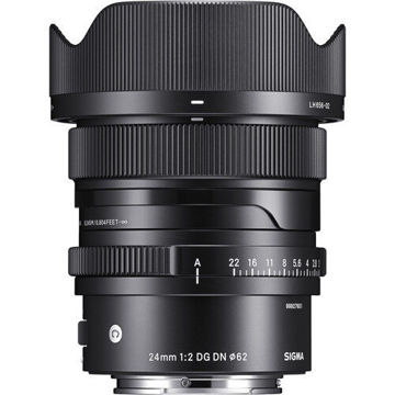 Sigma 24mm f/2 DG DN Contemporary Lens for Sony E in india features reviews specs