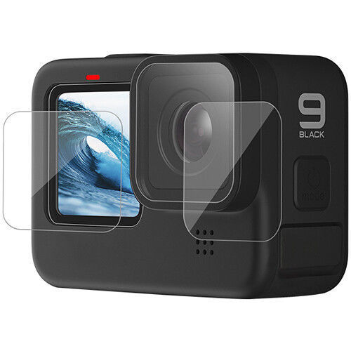 TELESIN Ultra-Clear Screen Protector for GoPro HERO9 in india features reviews specs