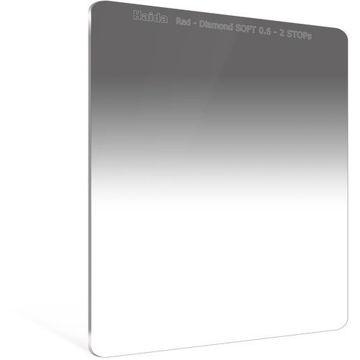 Haida 150 x 170mm Red Diamond Soft-Edge Graduated Neutral Density 0.6 Filter (2-Stop) reviews specs
