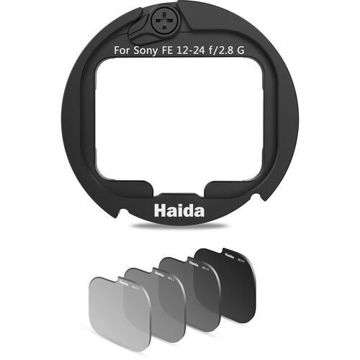 Haida Rear Lens ND Filter Kit for Sony FE 12-24mm F2.8 GM / With Adapter Ring reviews specs