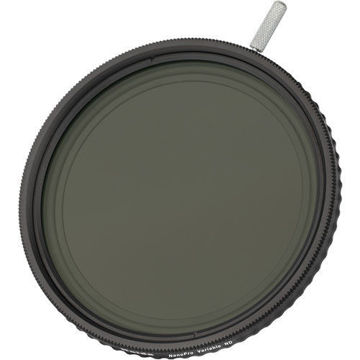 Haida 82mm NanoPro Variable Neutral Density 1.2 to 2.7 Filter (4 to 9-Stop) in india features reviews specs