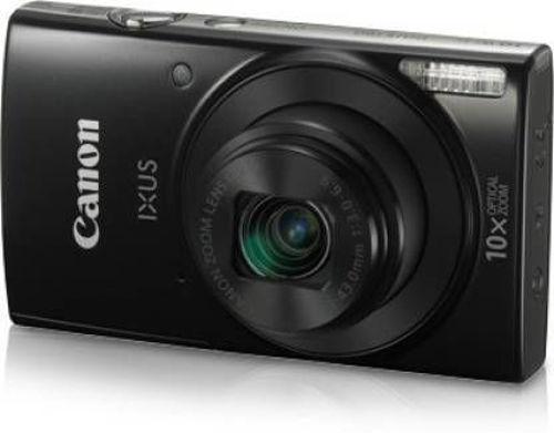 buy Canon IXUS 190 20 MP Digital Camera with 10x Optical Zoom in India imastudent.com
