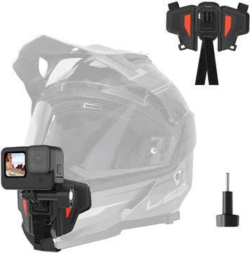 TELESIN The Newest Motorcycle Helmet Strap Mount   in india features reviews specs