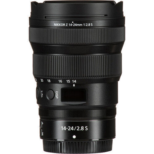 Nikon NIKKOR Z 14-24mm f/2.8 S Lens in india features reviews specs