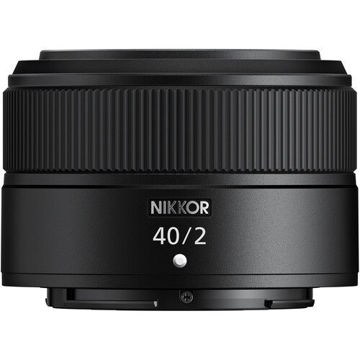 Nikon NIKKOR Z 40mm f/2 Lens in india features reviews specs