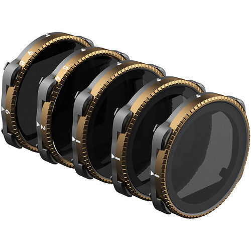 PolarPro Directors Filter Set for DJI Air 2S (2 x VND, ND8/PL, ND16/PL, ND32/PL) in india features reviews specs