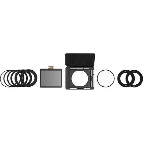 buy PolarPro Basecamp Matte Box Kit with Variable ND 2-5 & Polarizer Filters in India imastudent.com