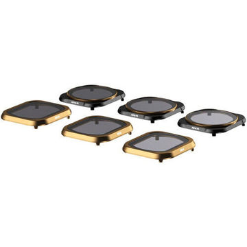 PolarPro Cinema Series 6-Pack Filter Set for Mavic 2 Pro in india features reviews specs