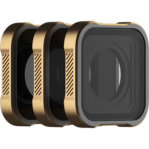 PolarPro Shutter Collection ND Filter Set for GoPro HERO10/HERO9 Black (Set of 3) in india features reviews specs