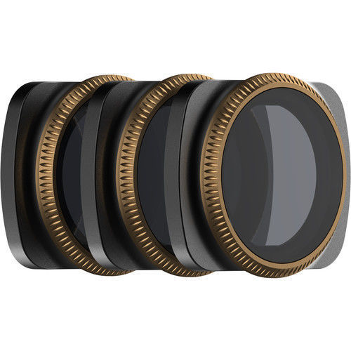 PolarPro Vivid Collection ND/PL Filters for DJI Osmo Pocket Gimbal (Set of 3) in india features reviews specs
