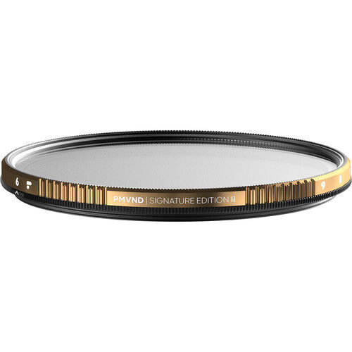 buy PolarPro 77mm Peter McKinnon Signature Edition II Variable ND 1.8 to 2.7 Filter (6 to 9-Stop) in India imastudent.com