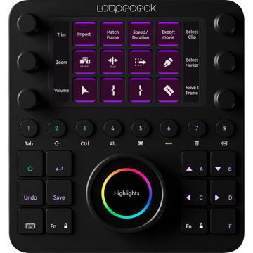 Loupedeck Creative Tool price in india features reviews specs imastudent.com