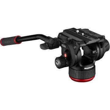 Manfrotto 504x Video Head with Flat Base price in india features reviews specs