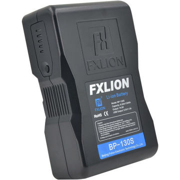 Fxlion FX-BP130S Cool Black Series 130Wh 14.8V V-Mount Battery in india features reviews specs