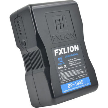 Fxlion FX-BP190S Cool Black Series 190Wh 14.8V V-Mount Battery in india features reviews specs
