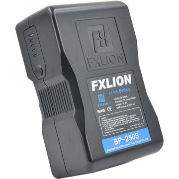 Fxlion FX-BP250S Cool Black Series 250Wh 14.8V V-Mount Battery in india features reviews specs
