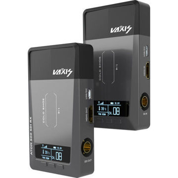Vaxis ATOM 500 SDI Wireless Video Transmitter and Receiver Kit in india features reviews specs